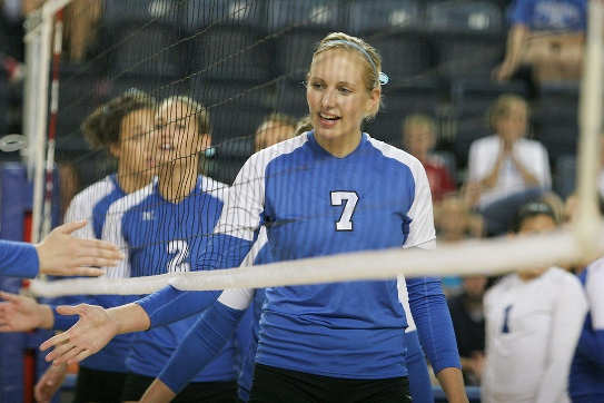 Megan Bober hopes to lead Creighton to victory