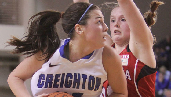Creighton's Carli Tritz Eager to Give Back to the Game