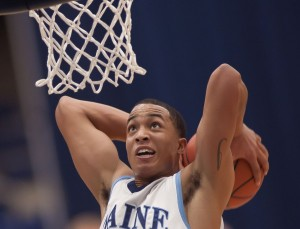 Creighton transfer target Justin Edwards (photo courtesy of bangordailynews.com)