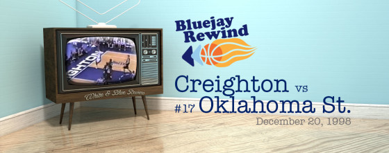 Bluejay Rewind: Jays vs #17 Oklahoma State (12/20/1998)
