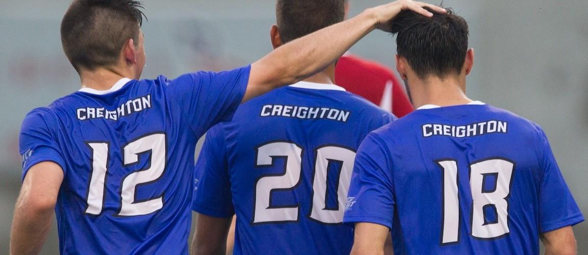 Photo Gallery: Creighton Men's Soccer 4, Wisconsin Badgers 2