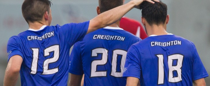 Photo Gallery: Creighton Men's Soccer 4, Wisconsin Badgers 2