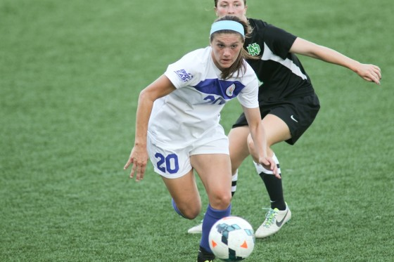 Creighton Women's Soccer Takes Down Incarnate Word In Home Opener