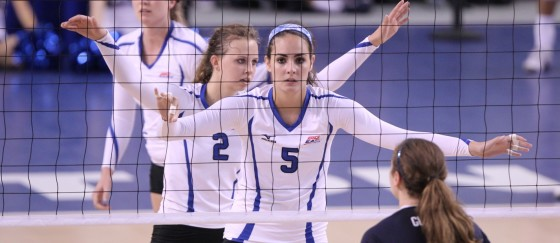 Mistakes Cost Creighton Volleyball In Kansas Invite Title Match