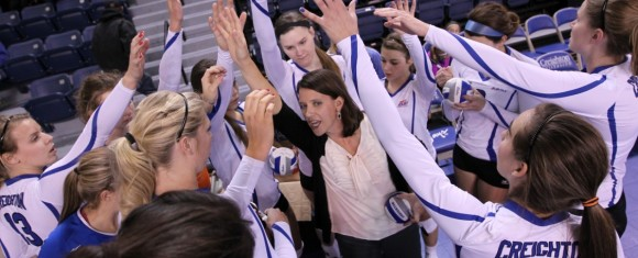 Creighton Volleyball Looking For Respect, Not Revenge In Lawrence