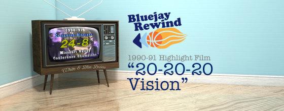 Bluejay Rewind: 1990-91 Highlight Film