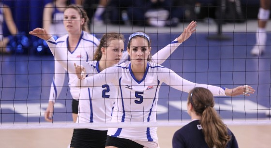 2014 Creighton Volleyball Preview: Middle Blockers