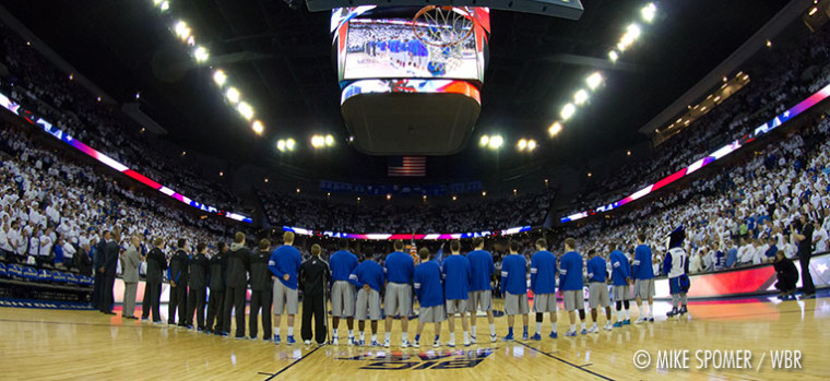 Creighton Men's Basketball Heads to Vegas Next Season