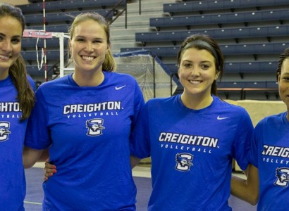 Creighton Volleyball: The Competition Heats Up