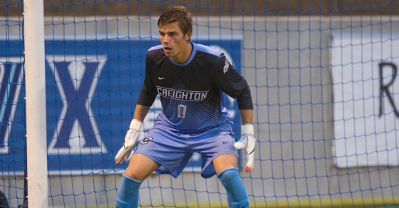 Creighton Soccer Spotlight: Meet Connor Sparrow