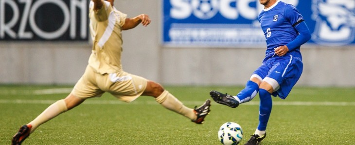 Futbol Friday Presented by Sun Valley Landscaping: Meet Creighton Soccer's Brendan Hines-Ike