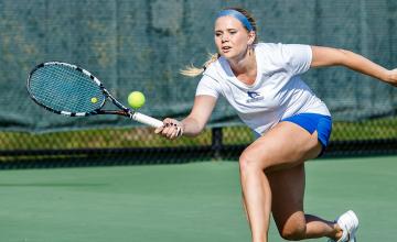 Photo Gallery: Creighton Bluejays Tennis at Omaha Collegiate Invitational