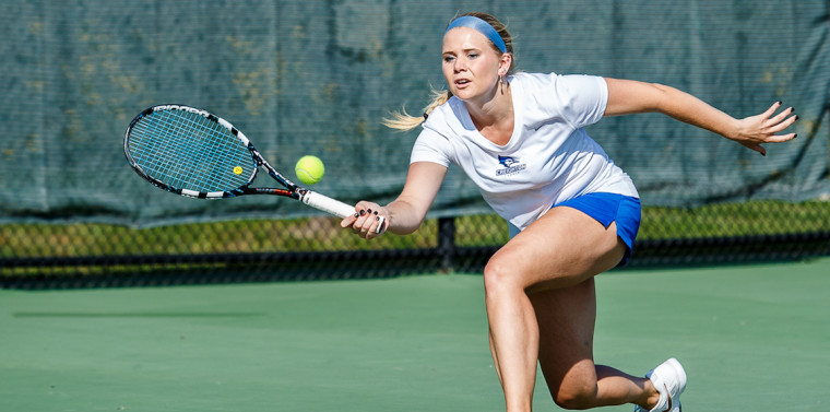Photo Gallery: Creighton Bluejays Tennis at Omaha Collegiate Invitational