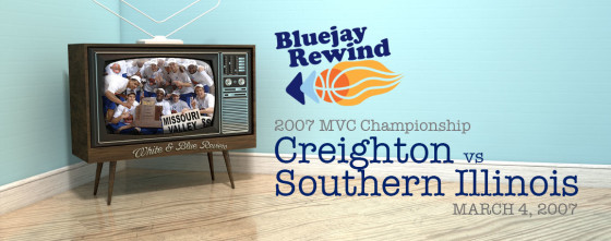 Bluejay Rewind: Jays vs SIU (03/04/07)