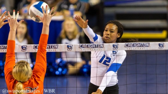 Creighton Volleyball Wins Home Opener Against Pepperdine