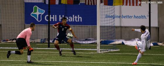 #3 Creighton Soccer Beats UIC 3-1