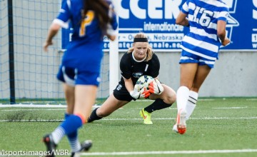UMKC Deals Creighton Women's Soccer Its First Loss