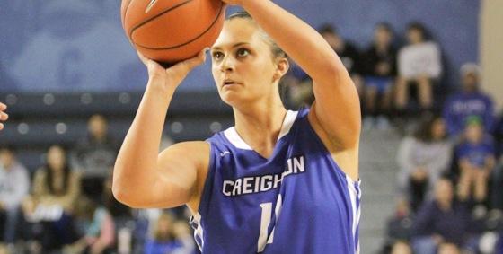 2014-15 Creighton Women's Basketball Profile: Bailey Norby