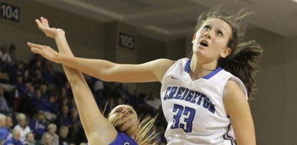 2014-15 Creighton Women's Basketball Profile: Kylie Brown