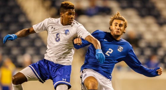 Photo Gallery: Creighton Men's Soccer Defeats Seton Hall