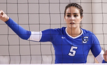 Creighton Volleyball sweeps DePaul, extends Big East lead to two games