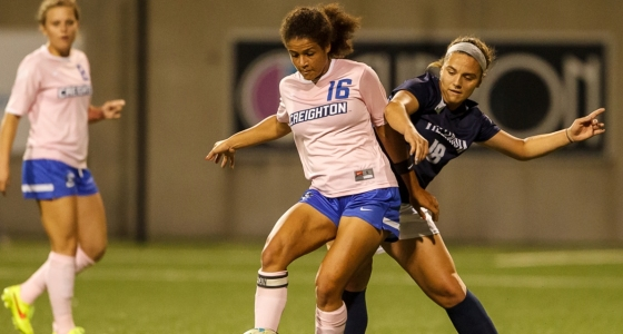 Photo Gallery: Creighton Women's Soccer falls to Villanova