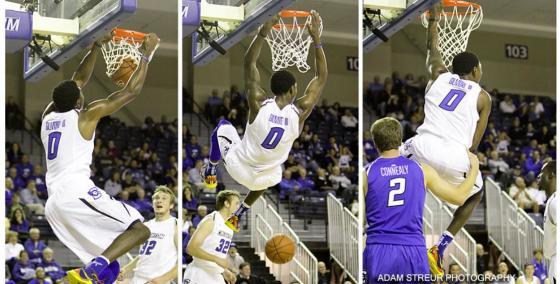 Gilmore III To Transfer, Opens Up Scholarship for Creighton Men's Basketball