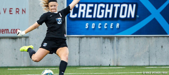 Nokels' OT Heroics, Rice's Record-Setting Night Lead Creighton to Win over Providence