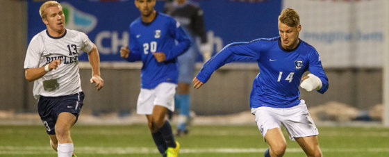 Futbol Friday Presented by Sun Valley Landscaping: Creighton Rolling Despite Setbacks