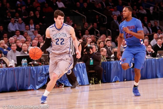 2014-15 Creighton Men's Basketball Profile: Avery Dingman