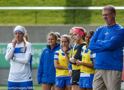 Bruce Erickson steps down after 16 years as Creighton Women's Soccer Coach