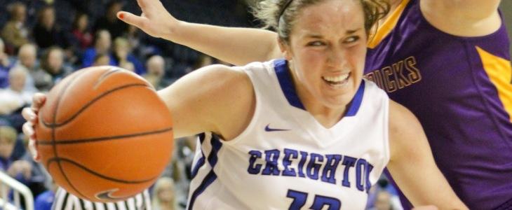 2014-15 Creighton Women's Basketball Profile: Lauren Works