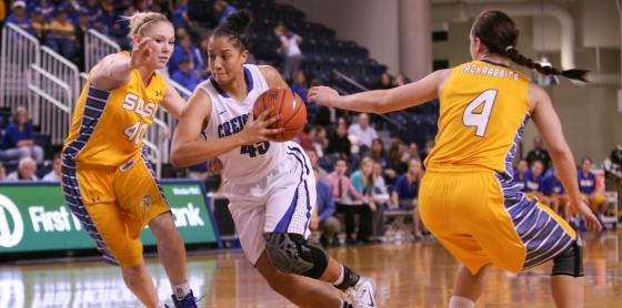 2014-15 Creighton Women's Basketball Profile: Alexis Akin-Otiko