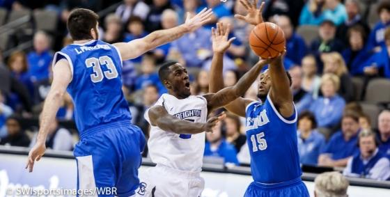 Photo Gallery: #23 Creighton Men's Basketball Rolls Over Eastern Illinois