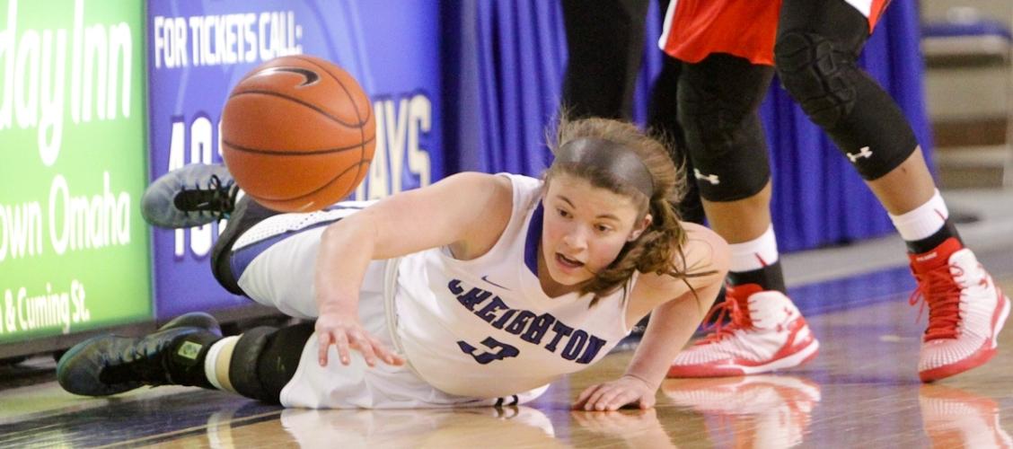 Photo Gallery: Creighton Women's Basketball Defeats Utah in Home Opener