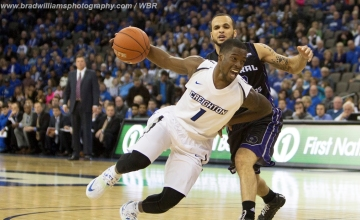 Creighton Bluejays Fly Together in Season-opening Win Over Central Arkansas