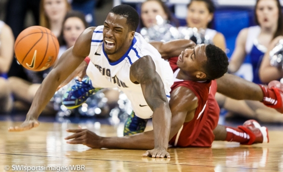 Creighton 'Finds Itself' in 2nd Half in Upset of No. 18 Oklahoma