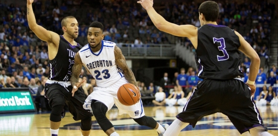 Photo Gallery: Creighton Men's Basketball Lets it Fly Against Sioux Falls