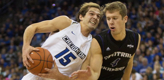 Morning After: Creighton 104, Central Arkansas 77