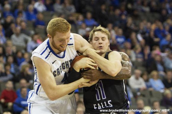 2014-15 Creighton Men's Basketball Profile: Geoffrey Groselle