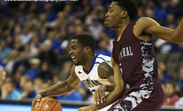 Creighton Speeds Past North Carolina Central in Second Half, Wins 65-45