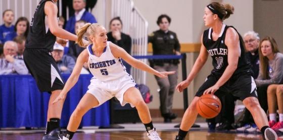 2014-15 Creighton Women's Basketball Profile: Sammy Jensen