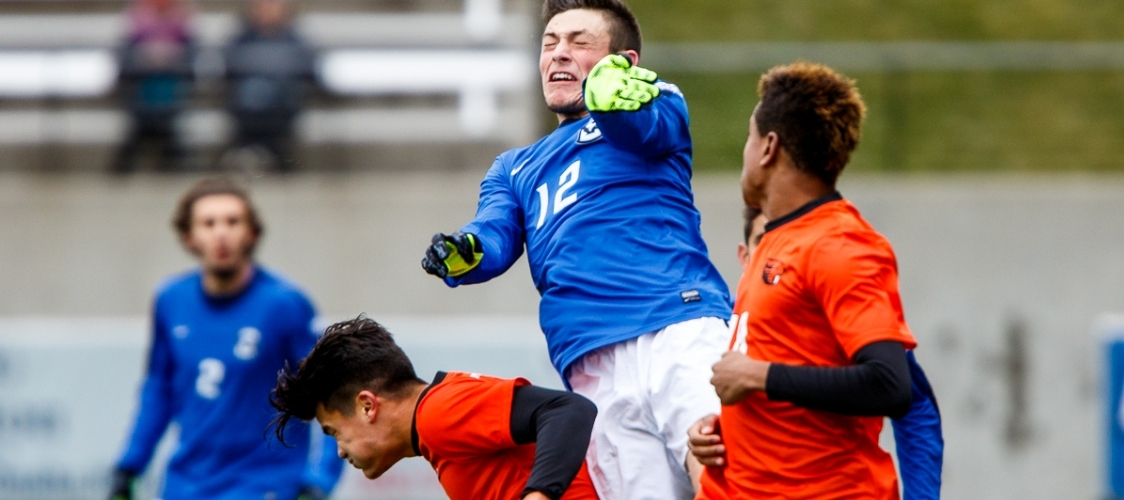 Photo Gallery: Creighton Men's Soccer Advances to Sweet 16