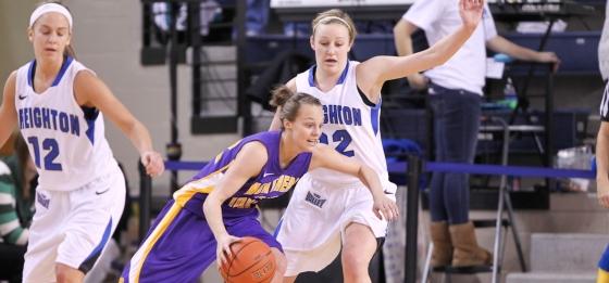2014-15 Creighton Women's Basketball Profile: Taylor Johnson