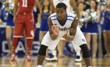 Photo Gallery: Creighton Men's Basketball Rallies to Beat #18 Oklahoma