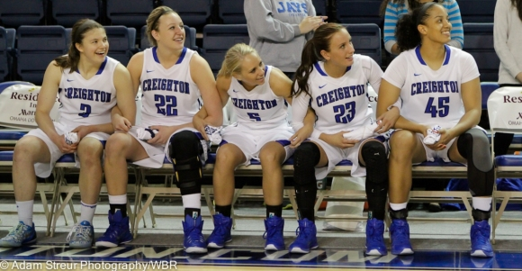 "Creighton vs Xavier Post-Game Notes: Marissa Janning embraces her ""new"" role"