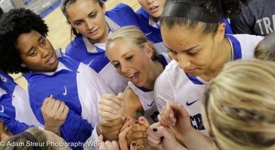 Creighton Women's Basketball Falls in Season Opener