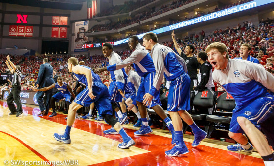 Photo Gallery: Creighton 65, Nebraska 55