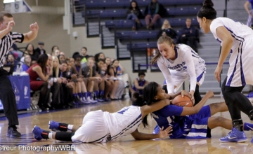 Photo Gallery: Creighton Women's Basketball Loses Big East Opener vs. Seton Hall
