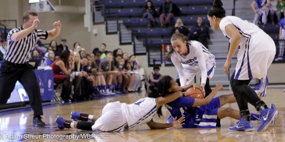 Photo Gallery: Creighton Women's Basketball Loses Big East Opener vs. Seton Hall